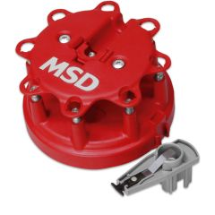 MSD Distributor Cap and Rotor Kit MSD/Ford V8 TFI '85-'95, MSD8482