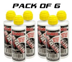 6 PACK GEDDEX GED-916B DIAL IN WINDOW MARKER CHALK YELLOW RACING MARKER 916B