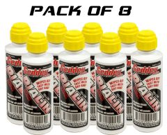 8 PACK GEDDEX GED-916B DIAL IN WINDOW MARKER CHALK YELLOW RACING MARKER 916B