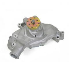 Weiand BBC LONG ACTION WATER PUMP - SATIN