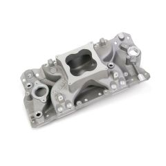 HLY 9901-101-1 HOLLEY EFI SINGLE PLANE MANIFOLD 1962-1986 262CI-400CI 1987-LATER WITH ALUMINUM HEADS