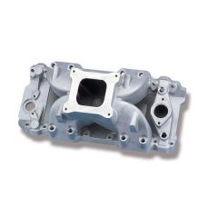 HLY 9901-203 HOLLEY EFI INTAKE MANIFOLD 396CI-502CI WITH RECTANGULAR PORT HEADS TALL DECK BLOCK