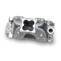 HLY 9901-204 HOLLEY EFI INTAKE MANIFOLD 396CI-502CI WITH RECTANGULAR PORT HEADS 4500 FLANGE TALL DECK BLOCK