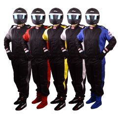 RJS RACING ELITE RACING ONE PIECE SUIT SFI 3.2A/5