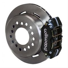 """WILWOOD 11"""" STREET BRAKE KIT - FITS LATE BIG FORD HOUSING ENDS - FOR GM STAGGERED SHOCK APPLICATIONS"""