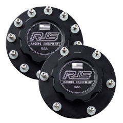 RJS BILLET FUEL CELL CAP WITH HARDWARE