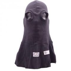 RJS SFI 3.3 FR HOOD SINGLE LAYER EYE HOLE BLACK