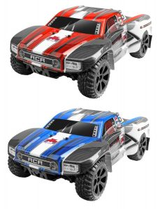REDCAT RACING BLACKOUT SC 1:10 SCALE TROPHY TRUCK ELECTRIC RADIO CONTROLLED BRUSHED MOTOR AND ESC