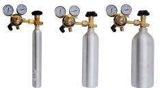 ALUMINUM CO2 CYLINDERS WITH REGULATOR