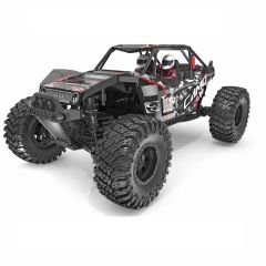 REDCAT RACING CAMO X4 PRO 1/10 SCALE RTR ROCK RACER BRUSHLESS MOTOR AND ESC