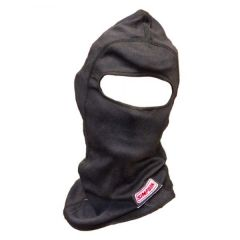 SIMPSON RACING CARBONX® BALACLAVA - SINGLE EYEPORT, BLACK