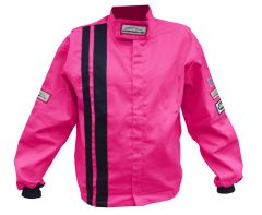 RACERDIRECT RACING JACKET SFI 3.2A/1 JUNIOR PINK