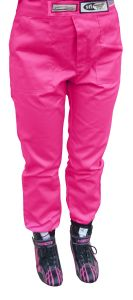 RACERDIRECT RACING PANTS SFI 3.2A/1 JUNIOR PINK