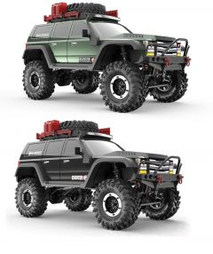 REDCAT RACING EVEREST GEN7 PRO 1/10 SCALE OFF-ROAD RTR CRAWLER MONSTER TRUCK BRUSHED MOTOR