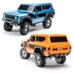 REDCAT RACING GEN 8 SCOUT II 1/10 RTR CRAWLER RADIO CONTROL MONSTER TRUCK BRUSHED MOTOR AND ESC