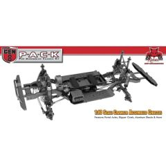 REDCAT RACING GEN 8 PRE ASSEMBLED CHASSIS AND PORTAL AXLE KIT PART # GEN8 PACK