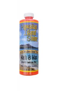 HAWAIIAN ISLAND SHINE WASH & WAX 16 oz
