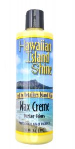 HAWAIIAN ISLAND SHINE WAX CREME 16oz