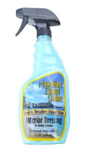 HAWAIIAN ISLAND SHINE INTERIOR TRIM DRESSING 23 oz