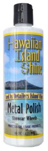 HAWAIIAN ISLAND SHINE METAL POLISH 16oz