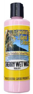 HAWAIIAN ISLAND SHINE CHERRY WET WAX SEALANT 8oz
