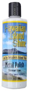 HAWAIIAN ISLAND SHINE METAL POLISH 8oz
