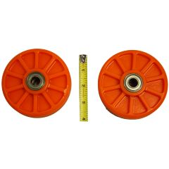 WHEELEZE LITE WHEEL 3/8' HOLE (PAIR)