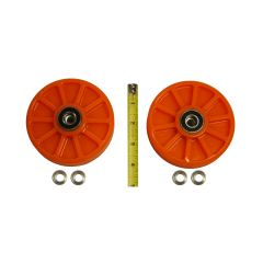 WHEELEZE LITE WHEEL 1/2'' HOLE (PAIR)