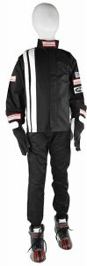RACERDIRECT RACING TWO PIECE SUIT SFI 3.2A/1 JUNIOR