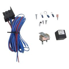 RACERDIRECT ELECTRIC WATER PUMP 30 AMP RELAY AND WIRING KIT
