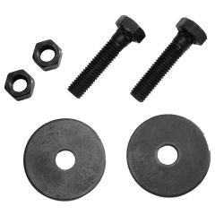 BOLT IN HARNESS HARDWARE KIT - INCLUDES 2 BOLTS, 2 FENDER WASHERS, 2 NUTS