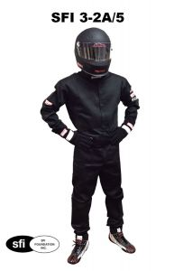 RACERDIRECT RACING ONE PIECE SUIT SFI 3.2A/5