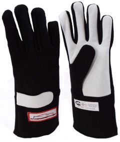 RACERDIRECT RACING GLOVES SFI 3.3/1 BLACK