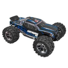 REDCAT EARTHQUAKE 3.5 1/8 SCALE NITRO MONSTER TRUCK BLACK/BLUE