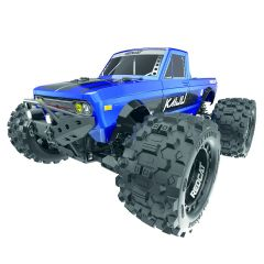 REDCAT KAIJU 1/8 SCALE BRUSHLESS ELECTRIC MONSTER TRUCK BLUE