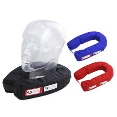 RJS RACING HORSESHOE HELMET SUPPORT NECK BRACE SFI 3.3 JUNIOR