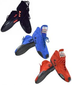 "RJS RACING SFI 3.3/5 MID TOP ""REDLINE"" RACING SHOE"