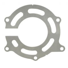 """Quick Time Transmission Spacer - 1/4"""" Chevy - Aluminum, RM-197"""