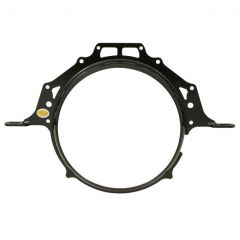 Quick Time Midmount Safety Shield - Chevy - Automatic Transmission Small Block Chevy with Powerglider, H350 or H400 transmission,RM-6090