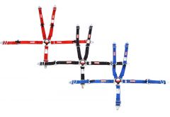"RACERDIRECT.NET JR RACING HARNESS 5 POINT 2"" SFI 16.1 PULL UP LAP BELT CAM LOCK CHECKERBOARD RDN312971406UNICHKV"