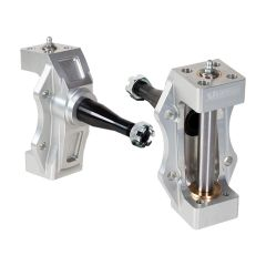 STRANGE ALUMINUM ADJUSTABLE HEIGHT SPINDLES - PROVIDES THE ABILITY TO TUNE BY ALTERING CHASSIS HEIGHT