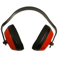 RDN EAR MUFFS - REDUCE NOISE TO LEVEL OF NORMAL CONVERSATION SINGLE PACK