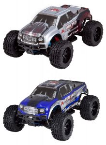 REDCAT RACING VOLCANO EPX PRO 1:10 SCALE MONSTER TRUCK ELECTRIC RADIO CONTROLLED BRUSHLESS MOTOR AND ESC