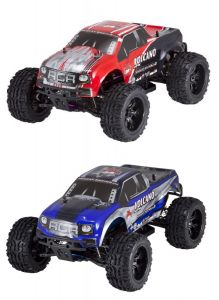 REDCAT RACING VOLCANO EPX 1:10 SCALE ELECTRIC MONSTER TRUCK RADIO CONTROLLED BRUSHED MOTOR AND ESC