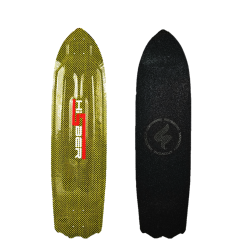 HI5BER YELLOW JACKET LONGBOARD